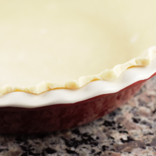 Perfectly Flaky Pie Crust