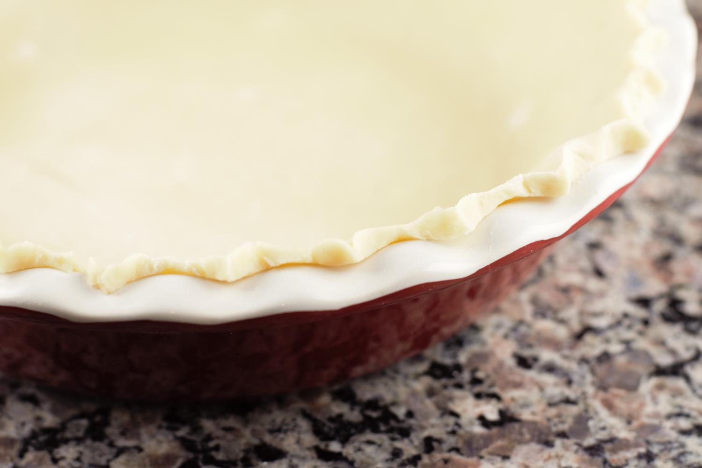 Perfectly Flaky Pie Crust