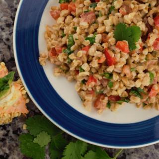 Farro Grain Salad