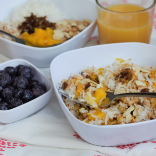 Mango Coconut Breakfast Bowls | Mountain Cravings