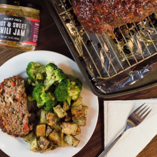 Not-Your-Mama's Meatloaf | Mountain Cravings
