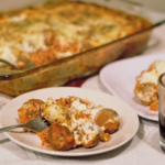 One-Dish Last-Minute Pasta Bake | Mountain Cravings