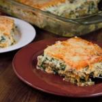 Butternut Sausage Spinach Lasagna | Mountain Cravings