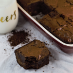 Nutella Espresso Brownies | Mountain Cravings