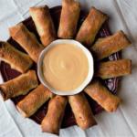 Cheeseburger Eggrolls | Mountain Cravings