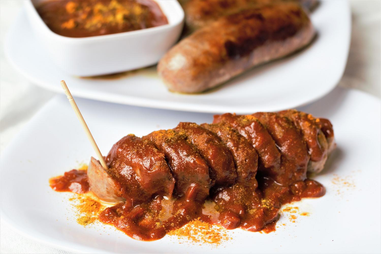 Currywurst Bites