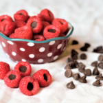 Chocolate Stuffed Raspberries | Mountain Cravings