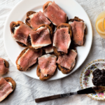 Fig & Prosciutto Bruschetta | Mountain Cravings