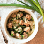 Lazy Wonton Soup | Mountain Cravings