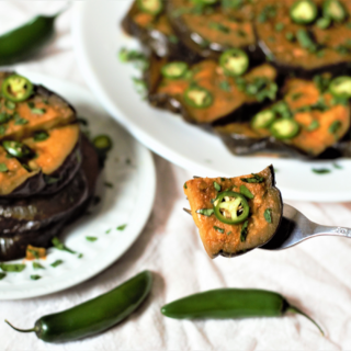 Sous Vide Curried Eggplant   Mountain Cravings