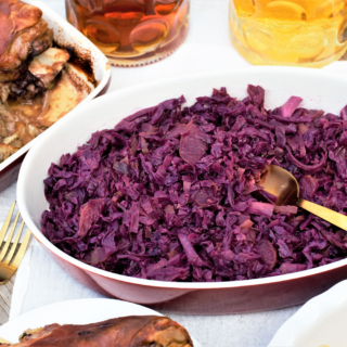 Oktoberfeast: Rotkohl (Red Cabbage)