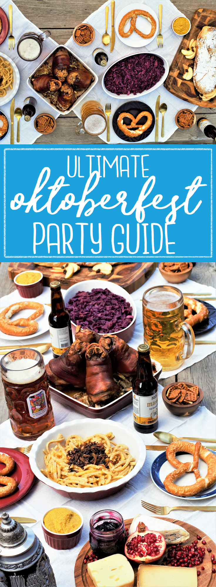 Ultimate oktoberfest party guide mountain cravings the first day of fall is the perfect way to wrap up oktoberfeast week ive had so much fun making my favorite bavarian recipes to share with you forumfinder Choice Image