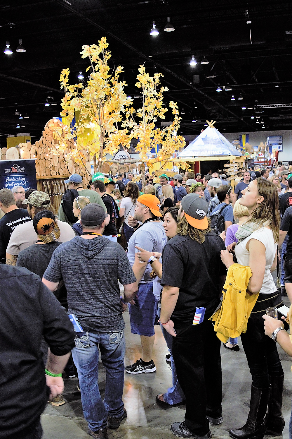 Guide to the Great American Beer Festival, with a map of the 2017 GABF award-winning beers - now get out there and drink local!