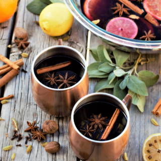 12 Drinks of Christmas: German Mulled Glühwein