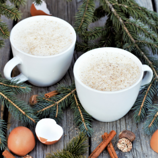 12 Drinks of Christmas: Sous Vide Spiced Eggnog