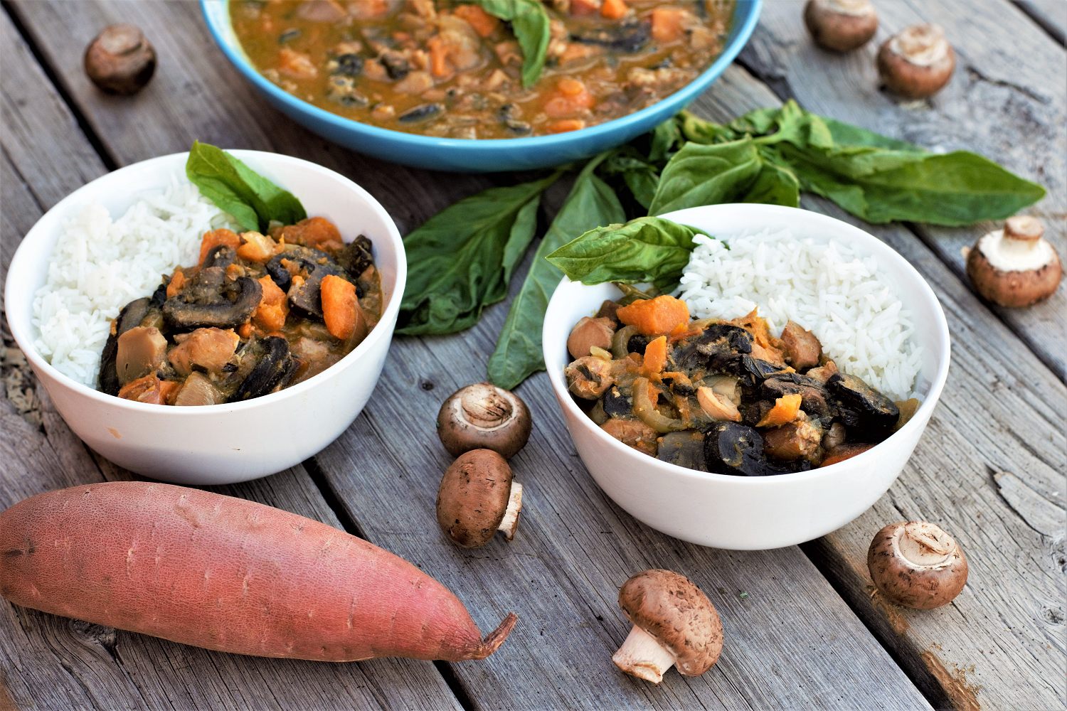 Healthy slow cooker 'curry' is the ugly duckling of cozy holiday food but it's secretly loaded with feel-good veggies; you'll count the minutes 'til dinner!