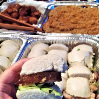 Maisano Family Street Food Dinner & Pork Belly Bao Buns