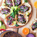 You might crave Chile Colorado for its tender chunks of slow-braised beef, but it's the rich, smoky red sauce that steals the show! Whether you dish it up taco-style or heaped in a bowl, this is the comfort-food dinner that'll get us through winter.
