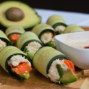 Cucumber Sushi Rollups | Mountain Cravings