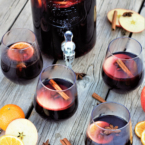 12 Drinks of Christmas: Christmas Cider Sangria